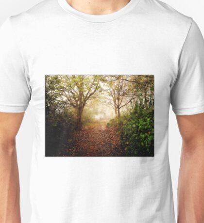 Misty Lanes... Unisex T-Shirt