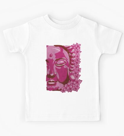 Buddha Blossom Kids Tee