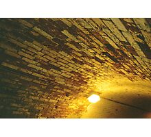 The Tunnel! Photographic Print