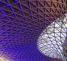 Kings Cross Modern Architecture by Sue Martin
