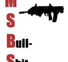 MS Bull Shit COD: Ghosts by Krull
