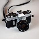Canon TX vintage film SLR by Keith Midson