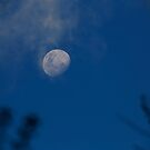 moon clouds by Keith Midson