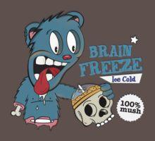 Brain Freeze by paperstitch