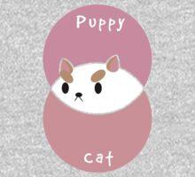 Part Puppy Part Cat Kids Clothes