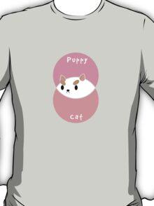Part Puppy Part Cat T-Shirt