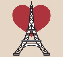 I heart Paris T-Shirt