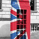 Union Jack Phonebox by pda1986
