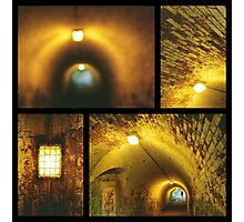 There Is A Light At The End Of The Tunnel! Photographic Print