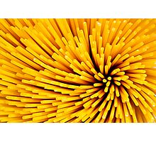 Spaghetti, italian food Photographic Print
