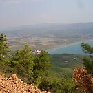 Gokova Plain, Sky, Sea Landscape Turkey by taiche