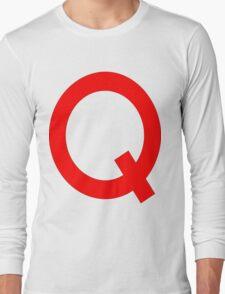 Quailman Shirt   By Douglas FRESH (AKA Doug Funny) Long Sleeve T-Shirt