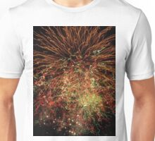 Fourth of July Fireworks Unisex T-Shirt