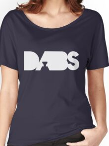 Dabs Shirt [Wht] | WAX BUDDER EARL HASH OIL DABS | by FRESH Women's Relaxed Fit T-Shirt