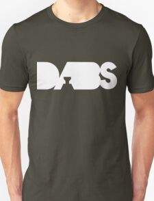 Dabs Shirt [Wht] | WAX BUDDER EARL HASH OIL DABS | by FRESH Unisex T-Shirt