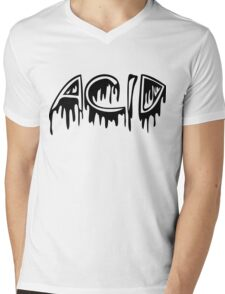 Acid | Stay Trippy | FreshThreadShop.com Mens V-Neck T-Shirt