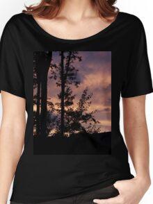 Early September Dusk Women's Relaxed Fit T-Shirt