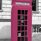 Pink Phonebox by pda1986