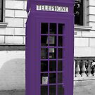 Violett Phonebox by pda1986