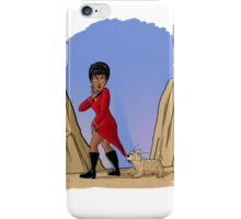 Enterprise Girl iPhone Case/Skin