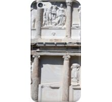 The Sebasteion or Augusteum in Aphrodisias Turkey iPhone Case/Skin