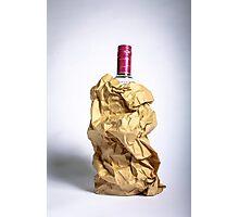 Alcohol/Shameless Photographic Print