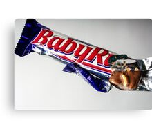 Baby Ruth/The Goonies Canvas Print