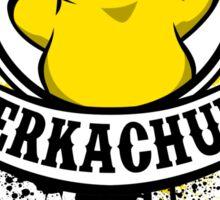Ermahgerd Perkachur Sticker