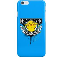 Ermahgerd Perkachur iPhone Case/Skin