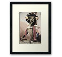 CHARLVIS Framed Print