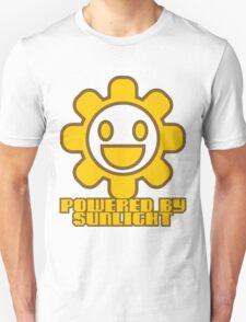 POWERED BY SUNLIGHT T-Shirt