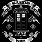 Gallifreyan Rebel by TeeNinja
