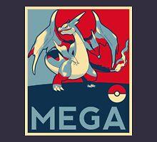 Obama style Mega Charizard T-Shirt