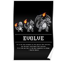 Evolve Poster
