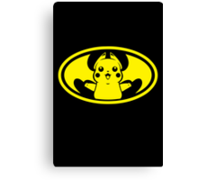 Pika Bat Canvas Print