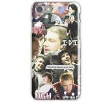 sherlock & john iPhone Case/Skin