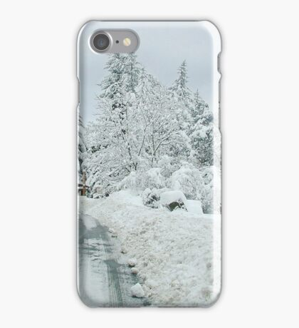 Vancouver Island iPhone Case/Skin