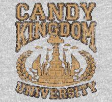 Candy Kingdom University One Piece - Short Sleeve