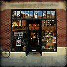 Jackson Street Booksellers - Omaha by Robert Baker