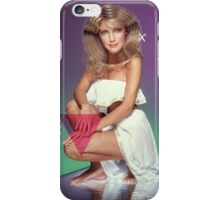 Heather Locklear Cutout iPhone Case/Skin