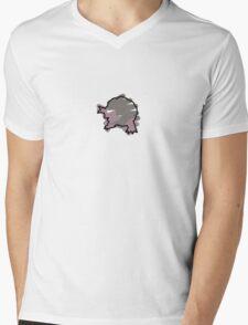 Golem Splotch Mens V-Neck T-Shirt