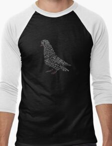 True Love Men's Baseball ¾ T-Shirt