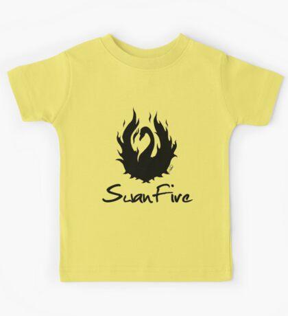 OUAT - SwanFire Kids Tee