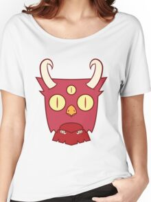 The Second Daemon Owl Women's Relaxed Fit T-Shirt