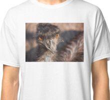 Emu close-up Classic T-Shirt