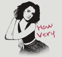 "Heathers - ""How Very"" (Design #2)  by RobC13"