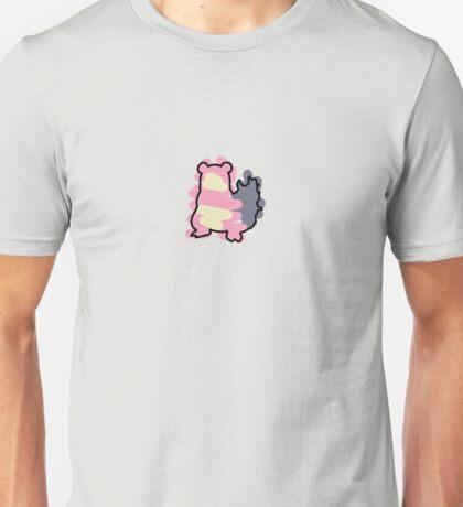 Slowbro Splotch Unisex T-Shirt