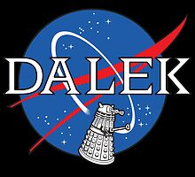 Dalek Space Program by TeeNinja