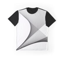 spatial distortion Graphic T-Shirt
