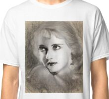 Bette Davis Sketch Classic T-Shirt